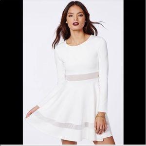 Misguided skater dress